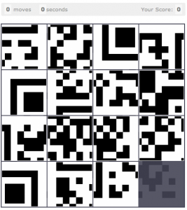 Barcode, Move Aside - QR CODE is Here